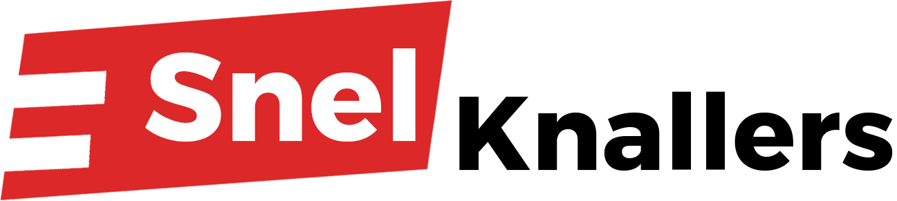 Snelknallers Logo